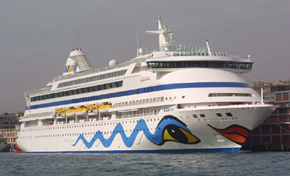 Aida Vita cruise ship