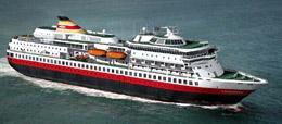Finnmarken cruise ship