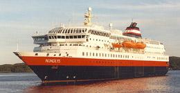 Nordlys cruise ship