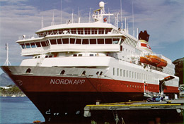 Nordkapp cruise ship