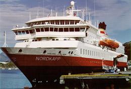 Nordkapp cruise ship