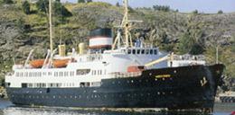 Nordstjernen ship