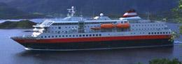 Polarlys ship
