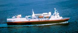Vesteralen ship