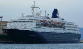 Bleu de France cruise ship