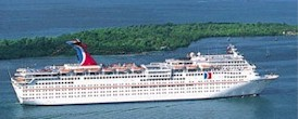 Carnival Cruises-Carnival Fascination ship