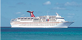 Carnival Cruise Line-Holiday ship