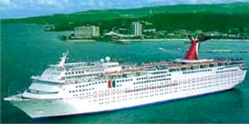 Carnival Cruise Line-Carnival Sensation ship