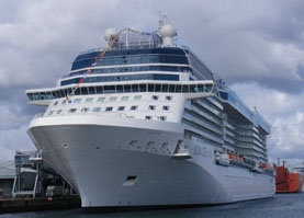Celebrity Cruises-Celebrity Equinox cruise ship