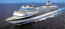 Celebrity Mercury cruise ship