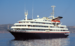 Orioan 2 expedition ship