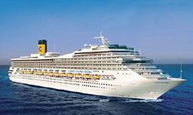 Costa Cruises-Costa Concordia cruise ship