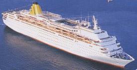 Costa Europa cruise ship