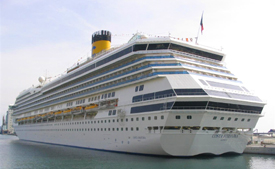 Costa Cruises-Costa Fortuna cruise ship