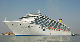 Costa Luminosa cruise ship
