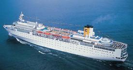 Costa Cruises-Costa Marina ship