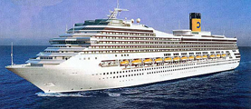 Costa Cruises-Costa Seerena ship