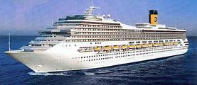 Costa Cruises-Costa Seerena ship