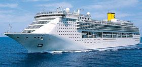Costa Cruises-Costa Victoria cruise ship