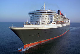 Cunard Line-Queen Mary 2 cruise ship