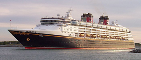 Disney Cruise Line-Disney Magic ship