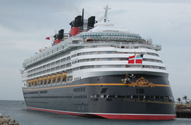 Disney Cruise Line-Disney Wonder ship