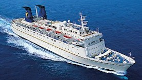 Festival Cruises-Azur ship