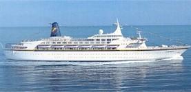 Festival Cruises-Flamenco ship