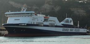 GNV-Tenacia ship