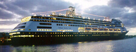 Holland America Line-Ryndam cruise ship