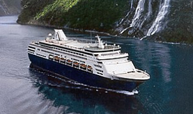 Statendam cruise ship