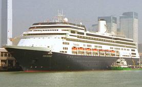 Volendam cruise ship