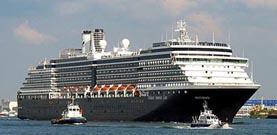 Holland America Line-Westserdam cruise ship