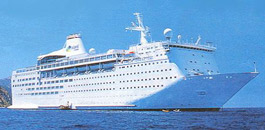 Island Escape cruise ship