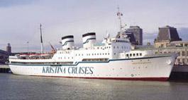 Kristina Cruises-Kristina Regina ship