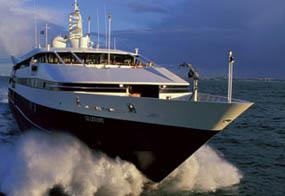 Le Levant ship
