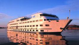Salacia ship