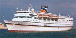 Emerald cruise ship