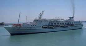 Sapphire cruise ship