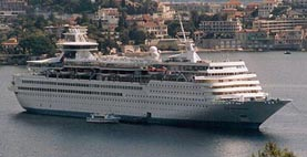 Thomson Desinty cruise ship