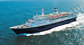 Cruises and Maritime Voyages-Marco Polo ship