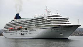 Asuka 2 cruise ship