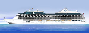 Oceania Cruises-Marina ship