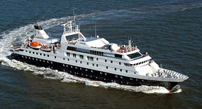 Orion expedition ship
