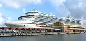 Princess Cruises-Caribbean Princess ship