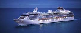 Princess Cruises-Coral Princess ship