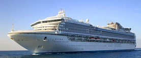 Princess Cruises-Diamond Princess ship