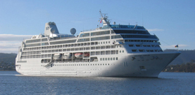 Princess Cruises-Royal Princess ship