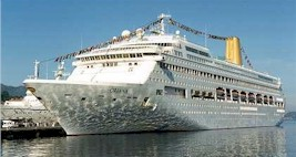 Oriana cruise ship