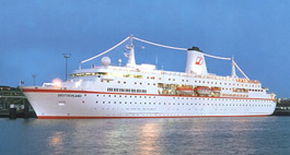 Deutschland cruise ship